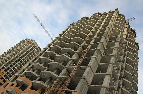 Строительство апартаментов