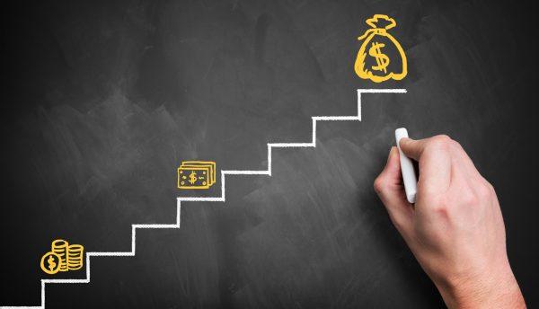 Вложить деньги под проценты с ежемесячным доходом